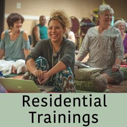 Residential Trainings
